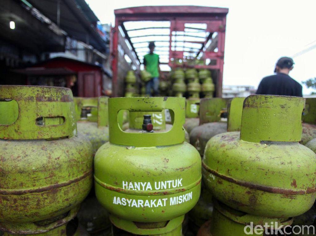 Volumenya Naik, Subsidi Elpiji 3 Kg Tembus Rp 42 T di 2019