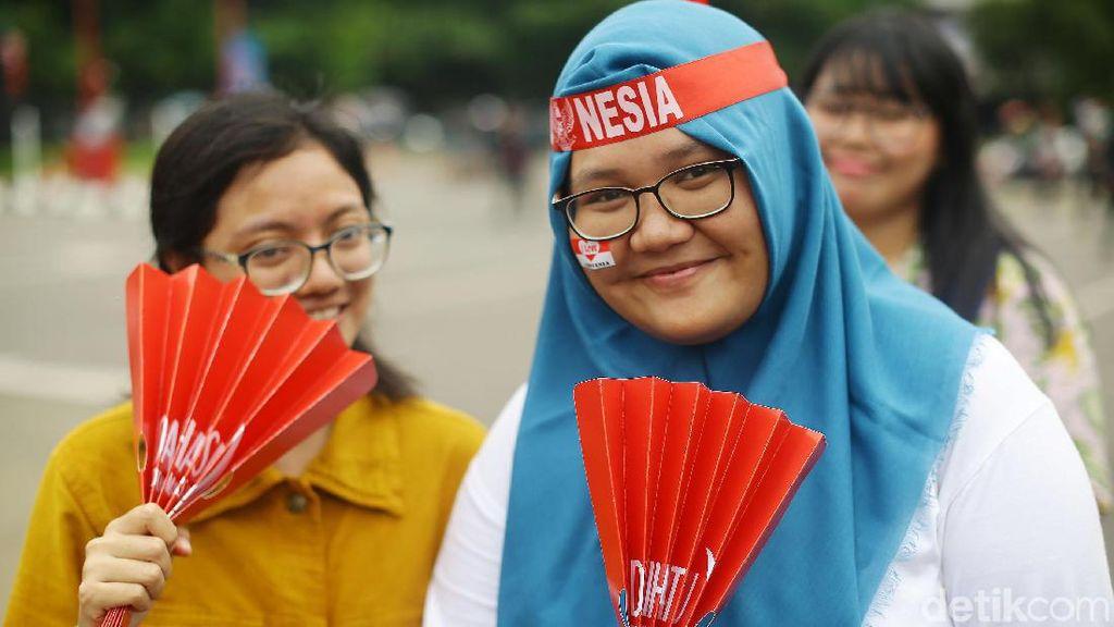 Gaya Badminton Lovers di Daihatsu Indonesia Masters 2020