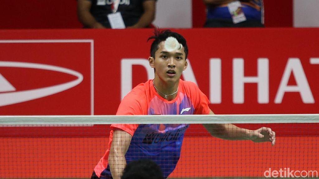 Aksi-aksi Terbaik di Babak Pertama Indonesia Masters 2020