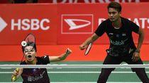Tontowi/Apriyani dan Vito Kandas di Babak 16 Besar Indonesia Masters