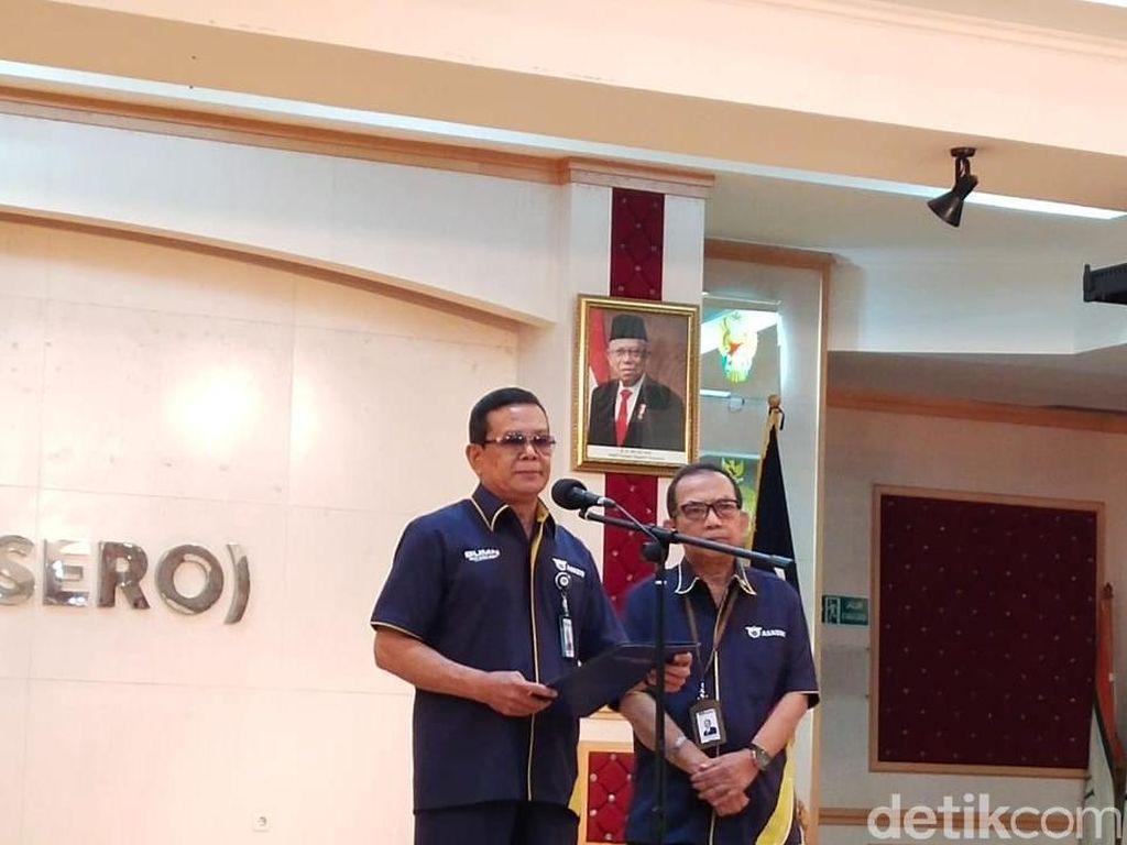 Bantah Mahfud MD, Dirut Asabri: Tidak Ada Korupsi!