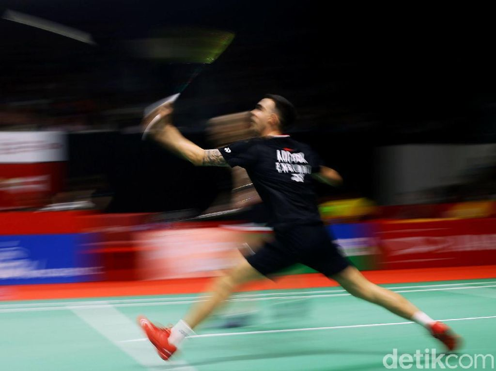 Tontowi/Apriyani Dijegal Wakil Inggris di Indonesia Masters 2020