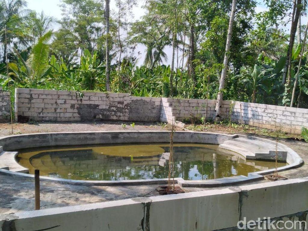 Air Sendang Kamulyan Keraton Agung Sejagat Dibilang Berkhasiat, Ternyata...
