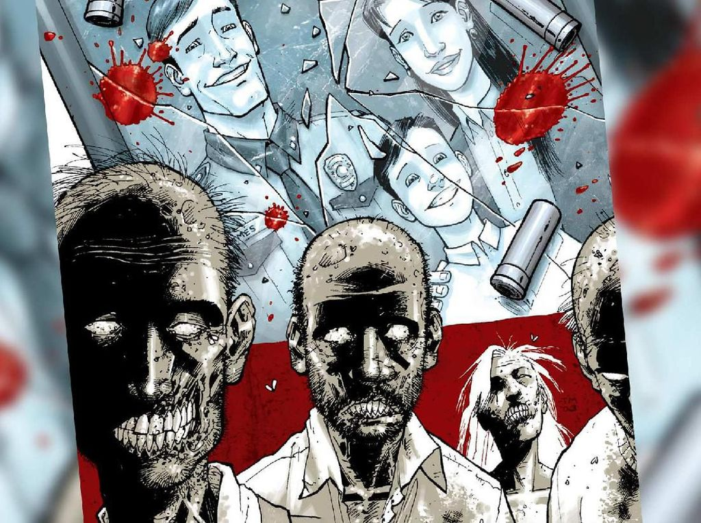 Novel Grafis The Walking Dead Terlaris Sepanjang Satu Dekade