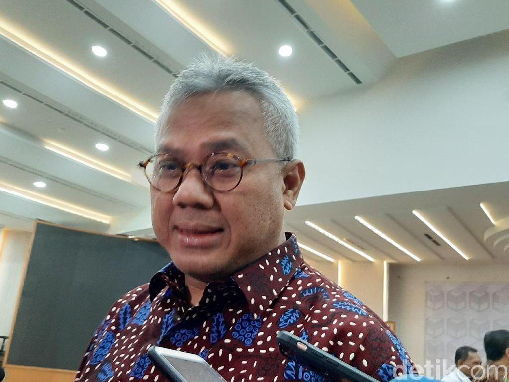 Sanksi Pemecatan untuk Arief Budiman Gegara Dianggap Melawan