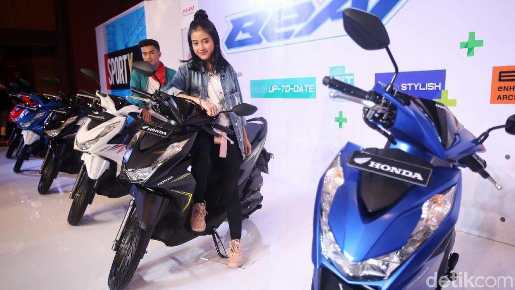 Wajah Baru Skutik Terlaris Dunia, Honda BeAT
