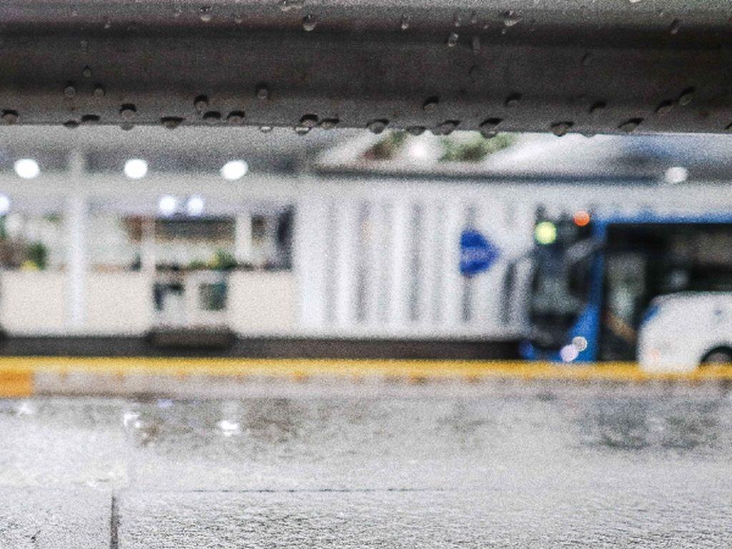 Hujan di Calon Mantan Ibu Kota