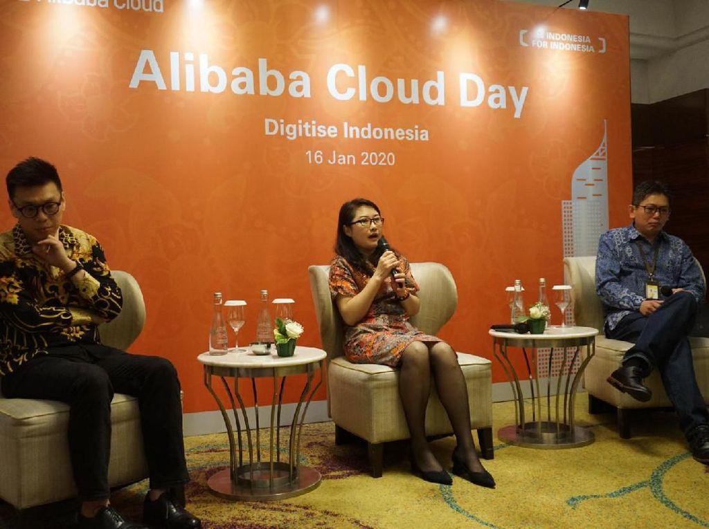 Rencana Ibu Kota Baru Disambut Antusias Alibaba Cloud