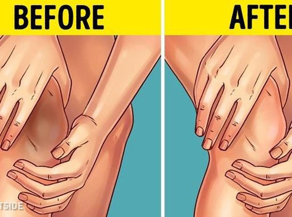5 Scrub Alami dari Bahan Makanan untuk Mencerahkan Lutut dan Siku