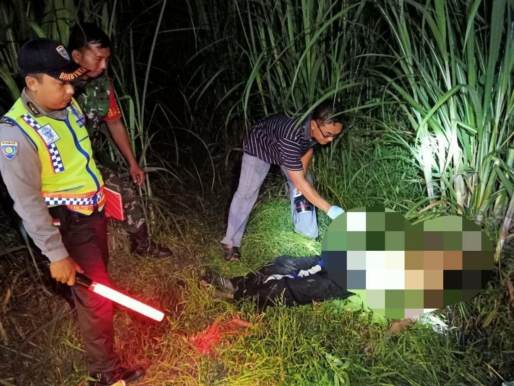 Petani Ngawi Ditemukan Tewas di Kebun Tebu, Ada Sabit Dekat Mayatnya