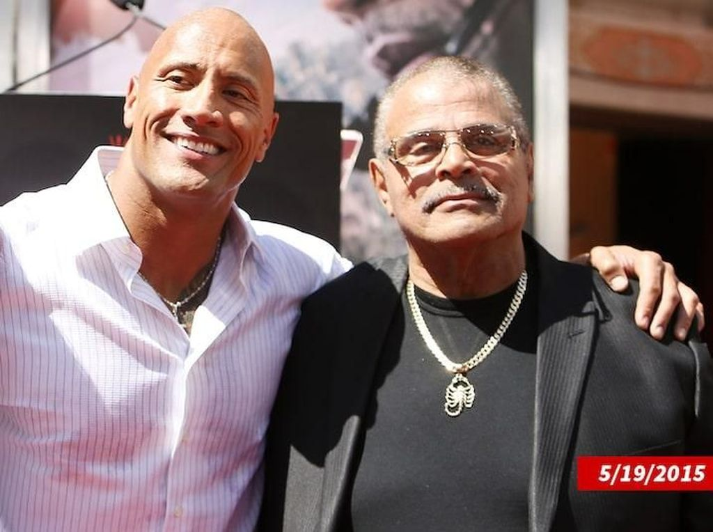 Ayah Dwayne The Rock Johnson Meninggal
