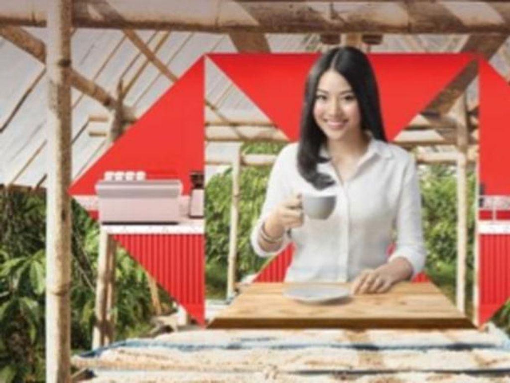 Lewat HSBC, Kopi Khas Lampung Ini Masuk Pasar Dunia
