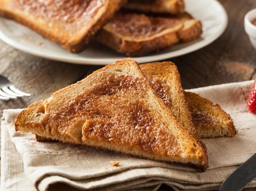 Menu Harian Ramadhan ke-9 : Roti Panggang Portugis yang Manis Untuk Berbuka