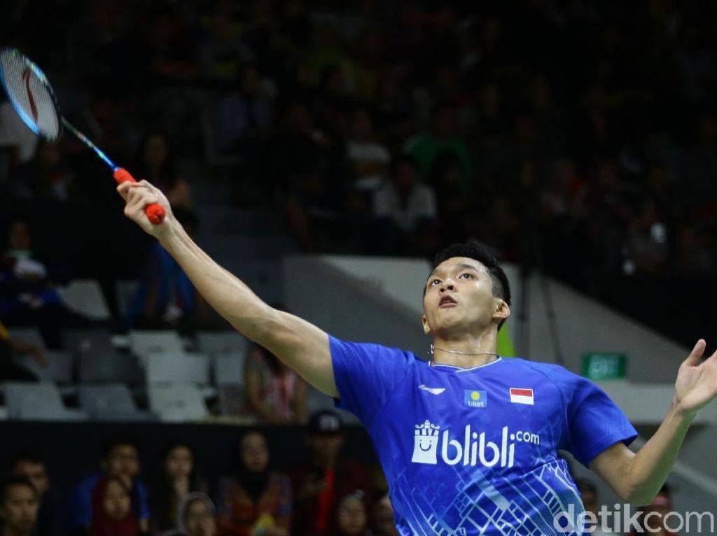 Kejuaraan Bulutangkis Beregu Asia: Segrup India & Filipina, Putra Indonesia Waspada