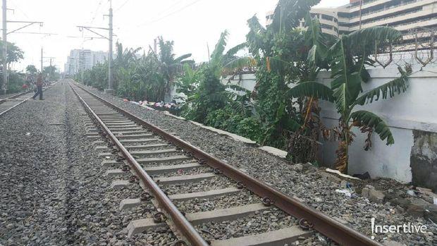 Kawasan kediaman Totok Sudarto di Kampung Bandan