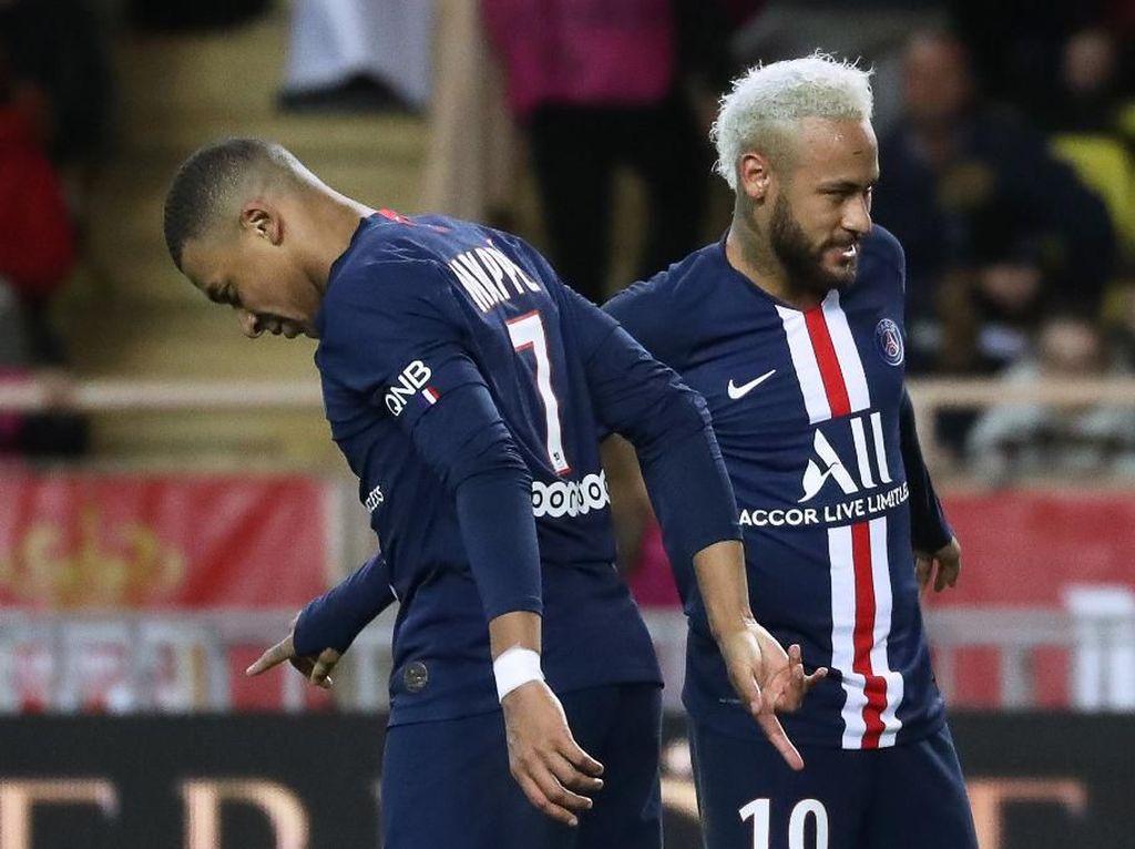 Mbappe: Kuartet Serangan PSG Bukan Fantastic Four