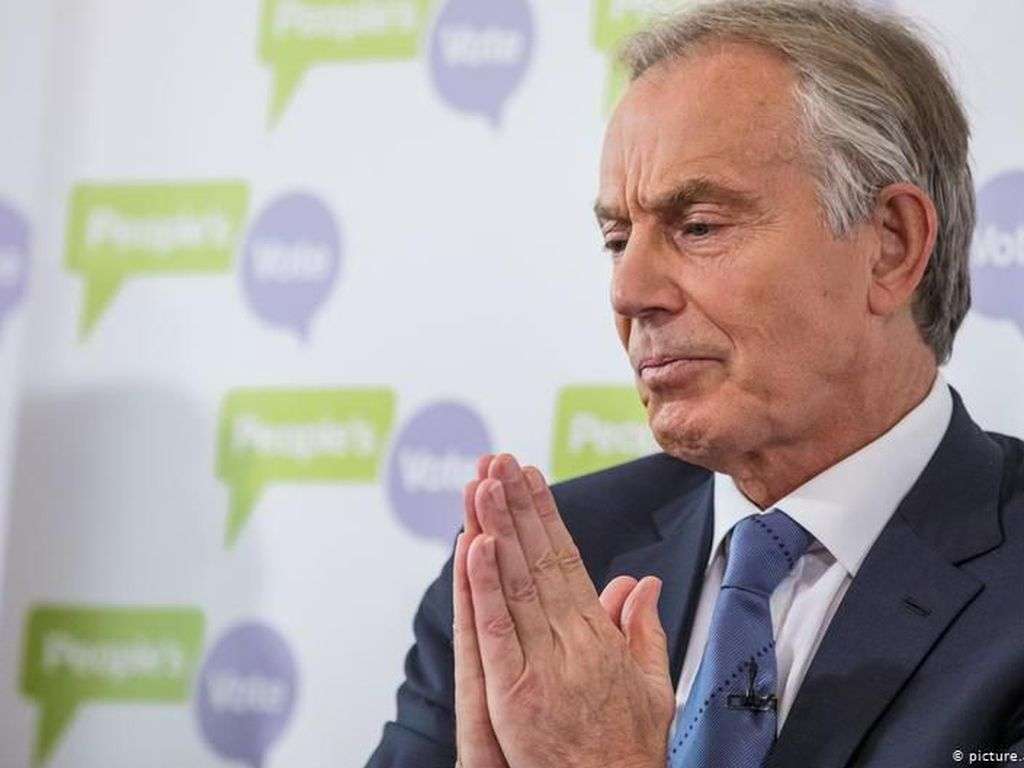 Tony Blair Usulkan Paspor Kesehatan Digital Demi Pulihkan Wisata Dunia
