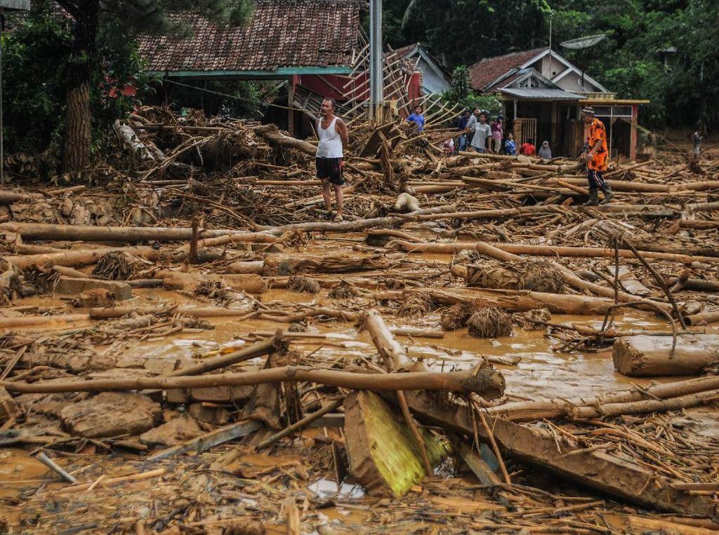 BPBD Lebak: 916 KK Korban Banjir-Longsor Akan Direlokasi