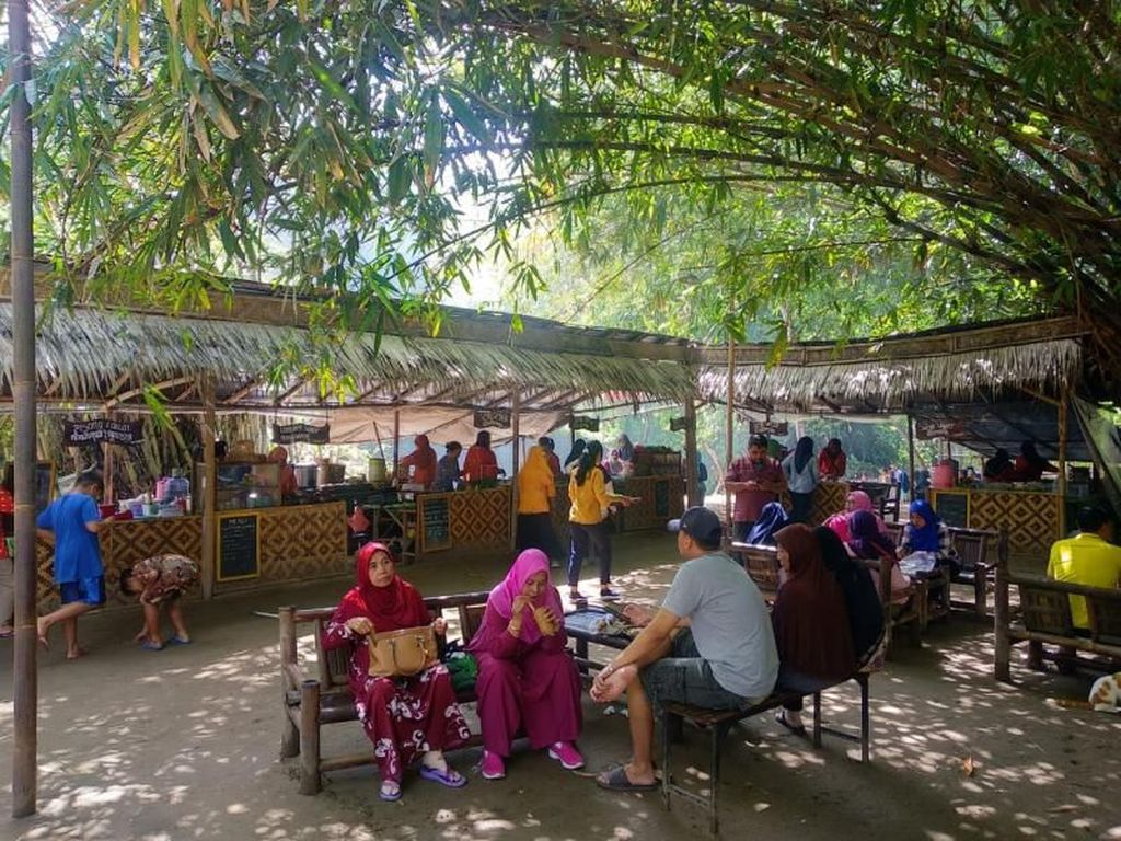 Pasar Kuliner yang Asyik di Yogyakarta