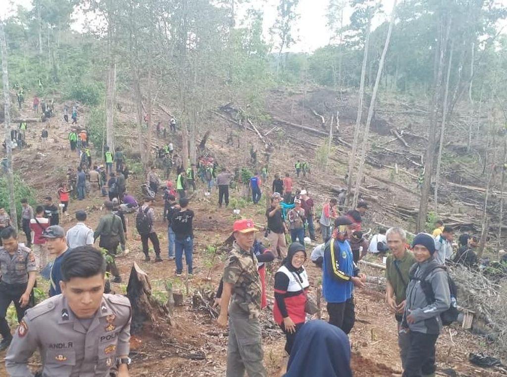 Jaga Kelestarian Hutan, Pemkab Pangandaran Bentuk Satgas Jaga Leuweung