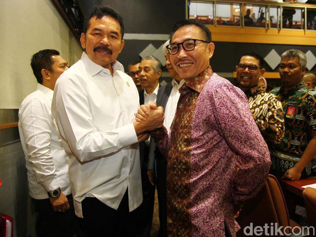 Jaksa Agung dan Komisi III Bahas Jiwasraya