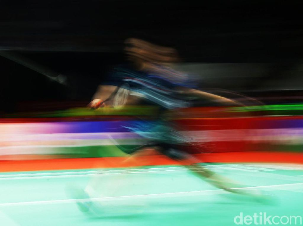 Viktor Axelsen Jegal Vito di Daihatsu Indonesia Masters 2020