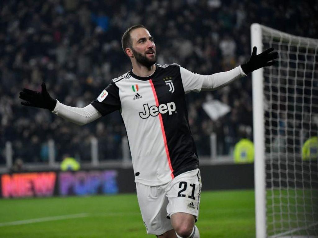 Juventus Vs Udinese: Higuain Makin Klop dengan Dybala