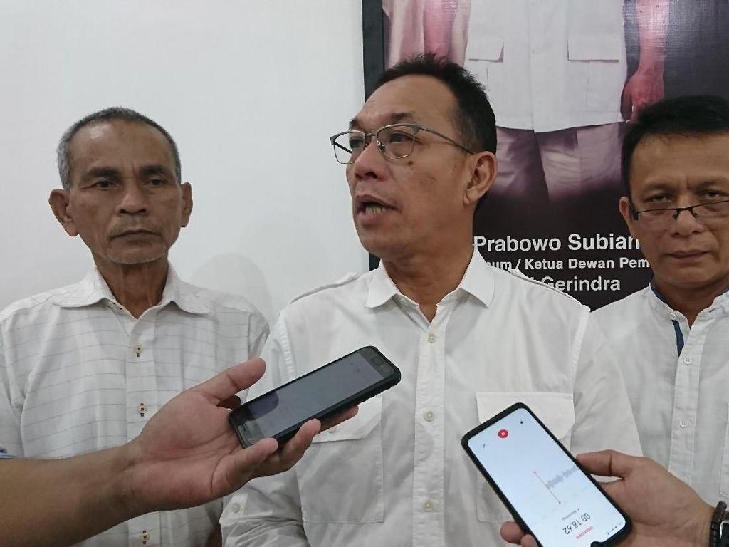 Gerindra Tak Masalah Bobby Janji Loyal ke PDIP: Ada Ihwan Ritonga