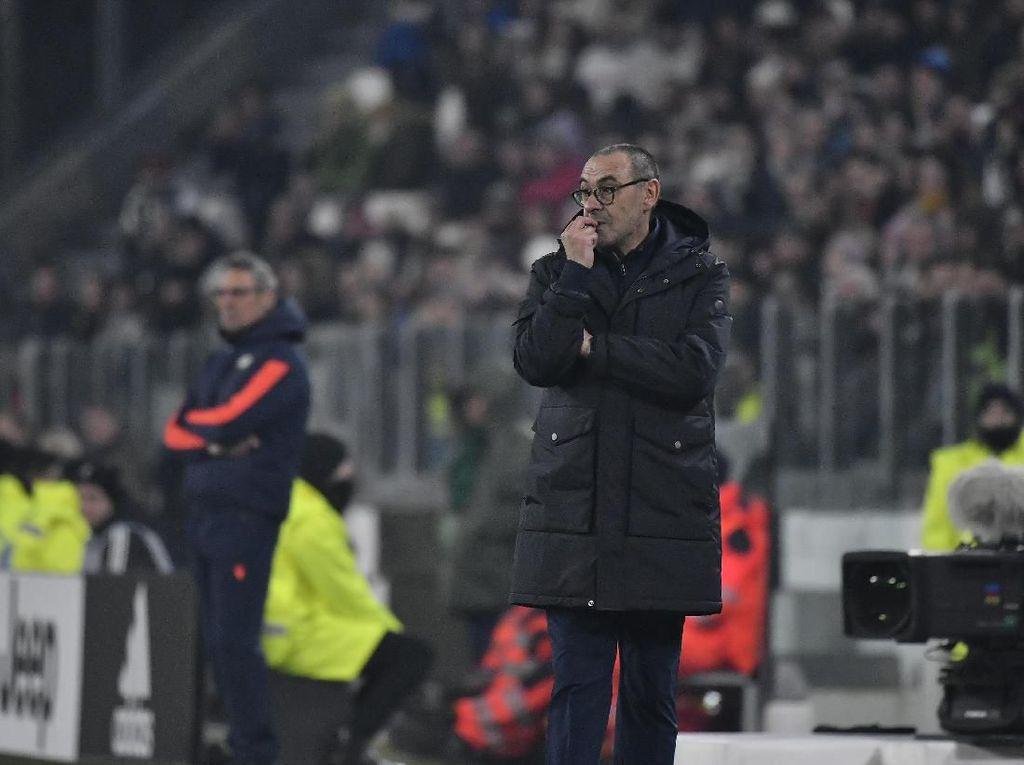 Juventus Vs Roma: Sarri Waspadai I Lupi yang Jago Tandang