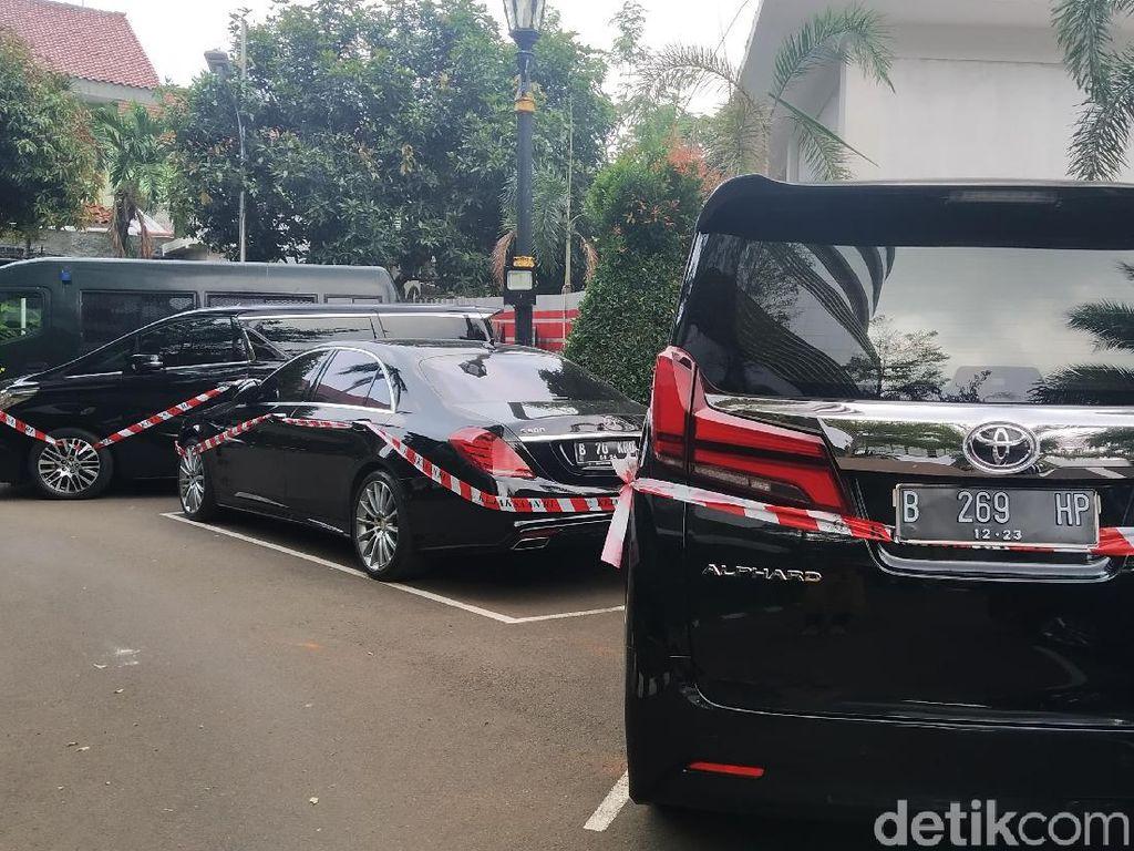 5 Mobil Mewah Disita Kejagung di Kasus Jiwasraya, Ini Pemiliknya