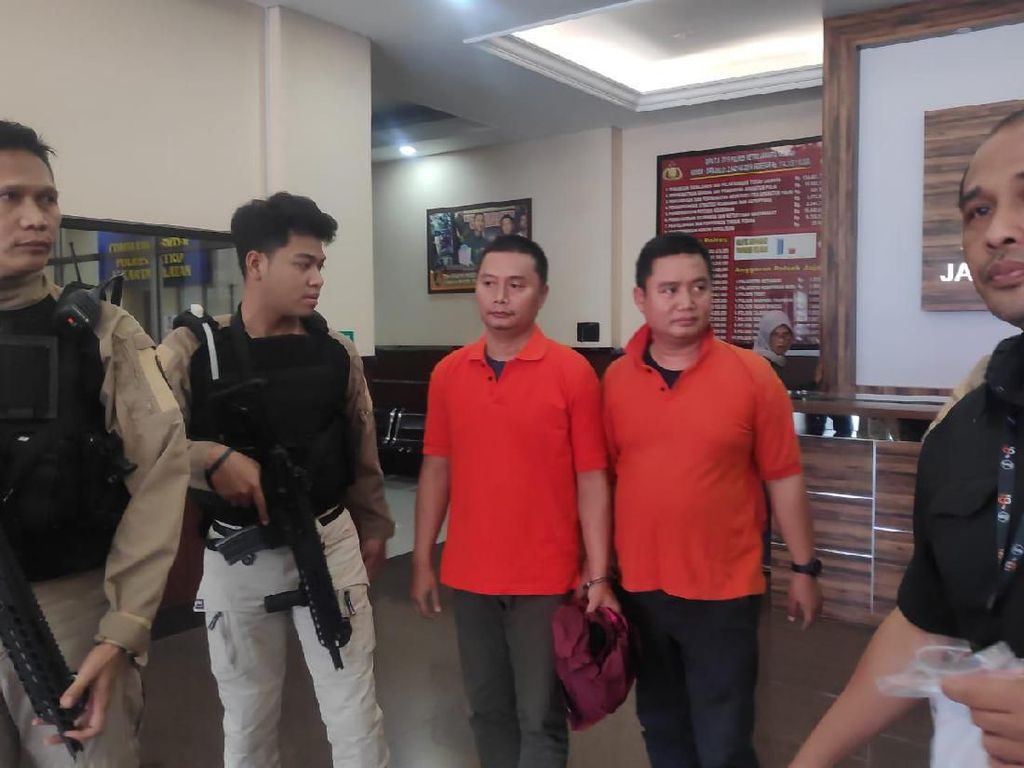 Berujung Isu Pemerasan, Tersangka yang Diadukan di Polres Jaksel Ditangkap
