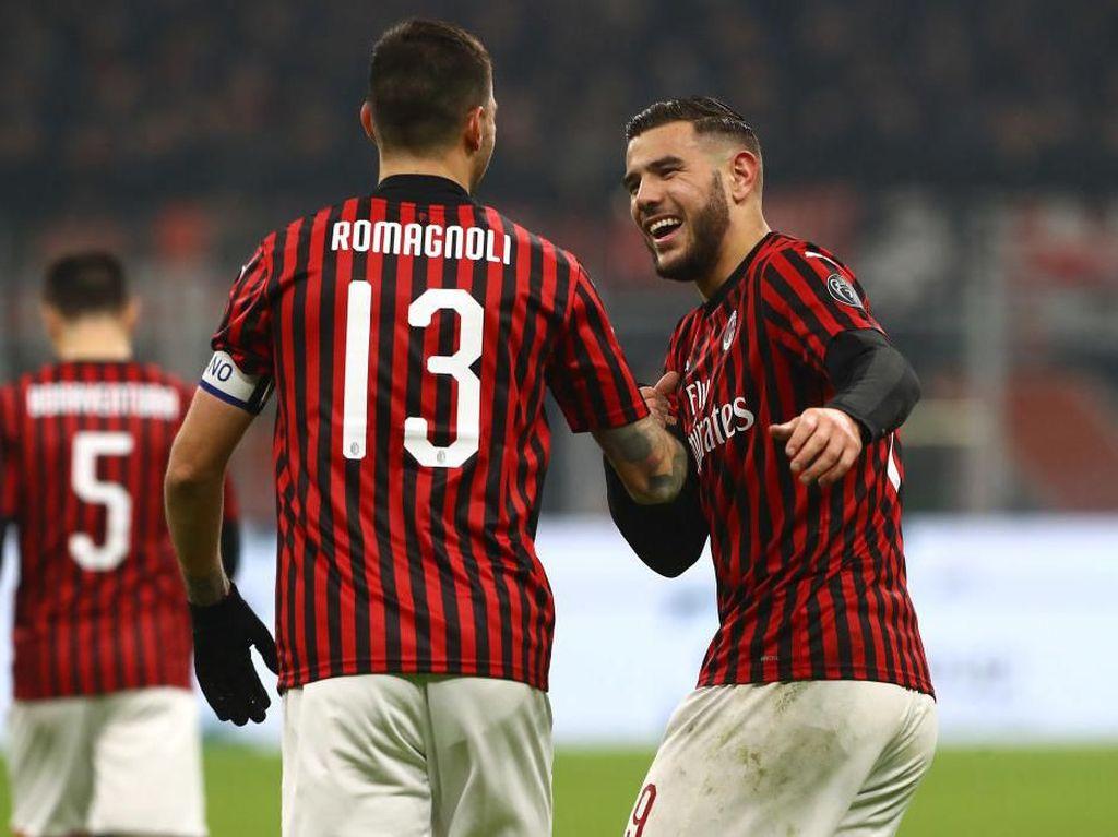 Formasi 4-4-2 Pioli yang Kini Terbangkan Milan