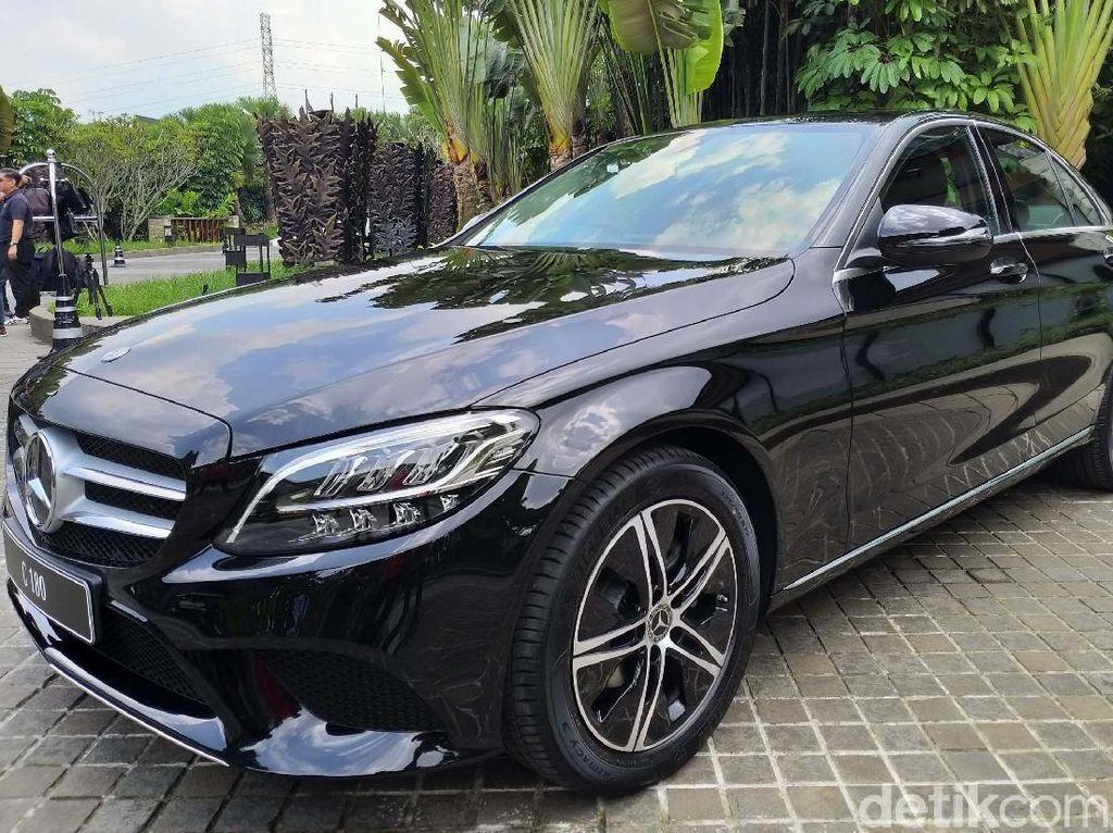 Mercedes-Benz Hati-hati Respons Harmonisasi Pajak Sedan