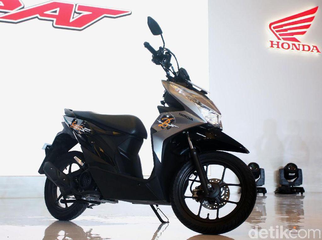 Honda BeAT Motor yang Paling Banyak Diomongin Orang Indonesia Tahun 2020