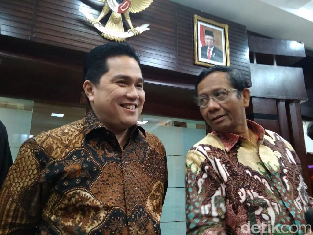 Mahfud Md soal Asabri: Prajurit TNI-Polri Tak Usah Gundah