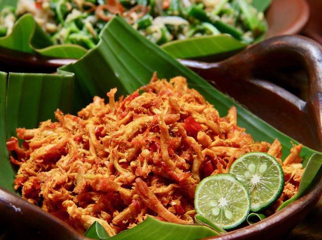 Resep Ayam Suwir Pedas yang Enak Dimakan Pakai Nasi Hangat