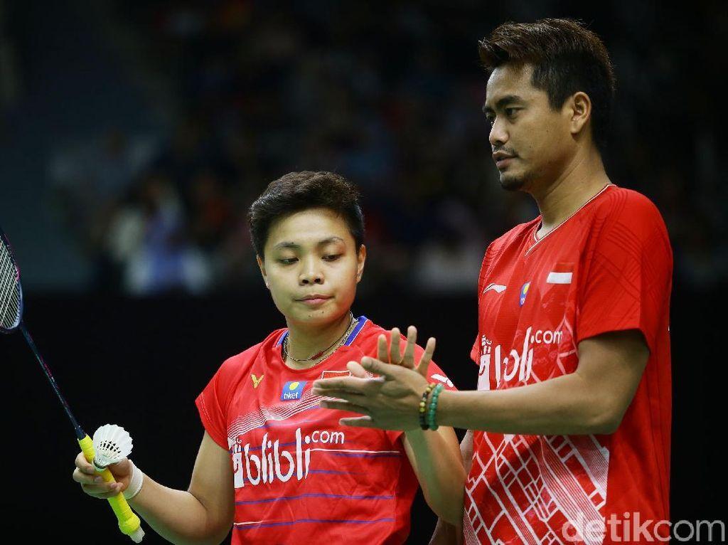 Usai Indonesia Masters, Tontowi/Apriyani Akan Tampil di Thailand dan Barcelona