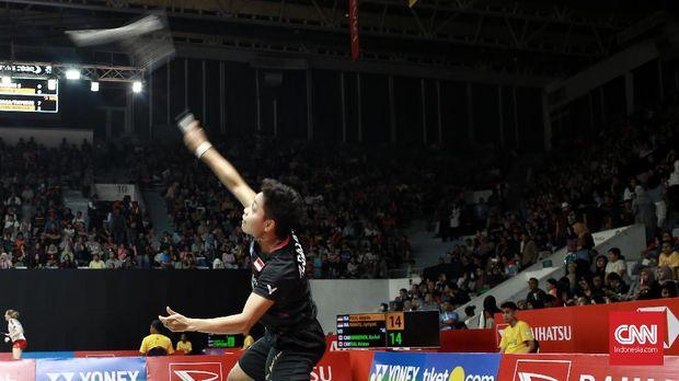 Greysia/Apriyani Indonesia Masters 2020