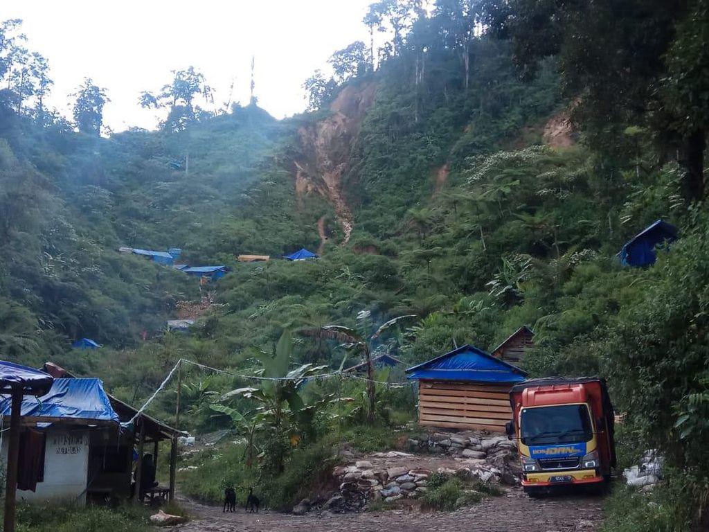 Polda Banten Periksa 12 Saksi Tambang Emas Ilegal TNGHS Lebak