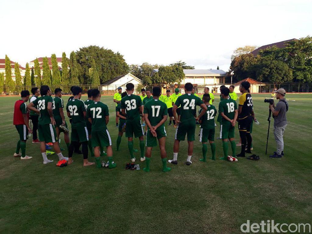 Beberapa Pemain Persebaya Surabaya Masih Absen saat TC di Yogyakarta