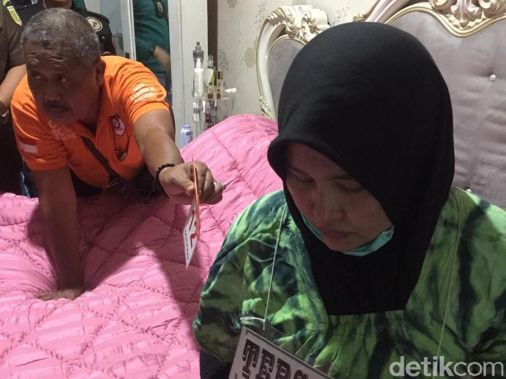 Pria Lain di Balik Aksi Kejam Zuraida Habisi Nyawa Hakim Jamaluddin