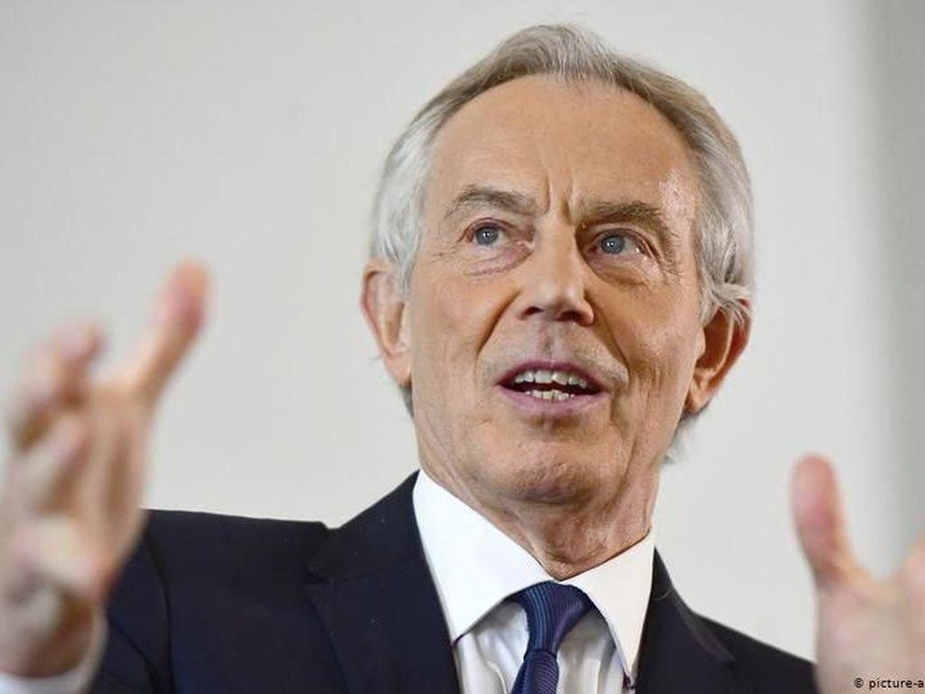 Tony Blair Mau Bertemu Jokowi Bahas Ibu Kota Baru