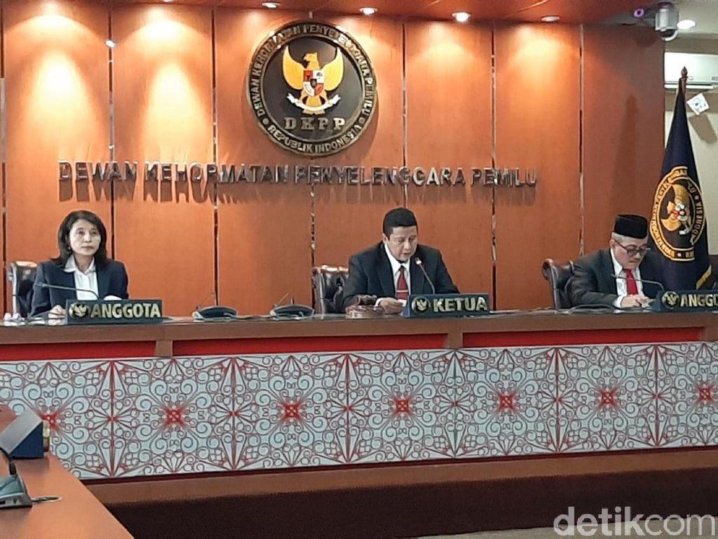 Copot Wahyu Setiawan dari Komisioner KPU, DKPP: Sikapnya Khianati Demokrasi