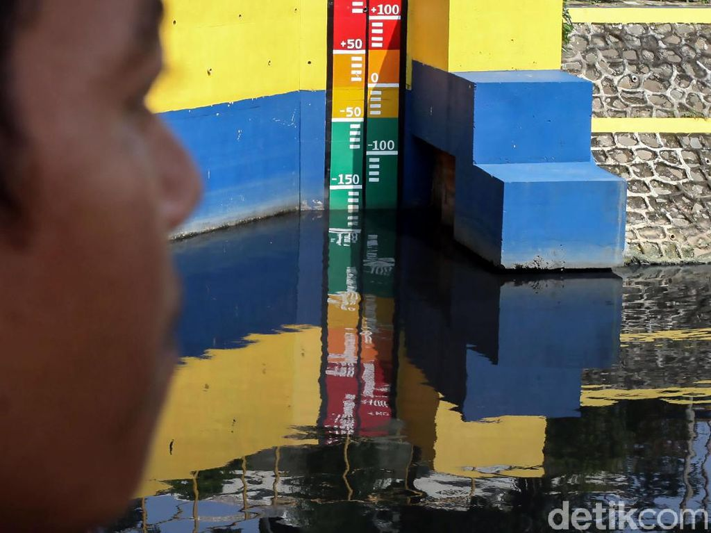 Rumah Pompa Siaga 24 Jam untuk Antisipasi Banjir