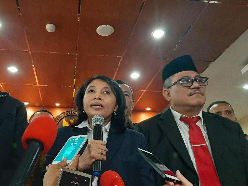 Buntut OTT KPK, DKPP Ingatkan Komisioner KPU Tak Terima Tamu Sendirian