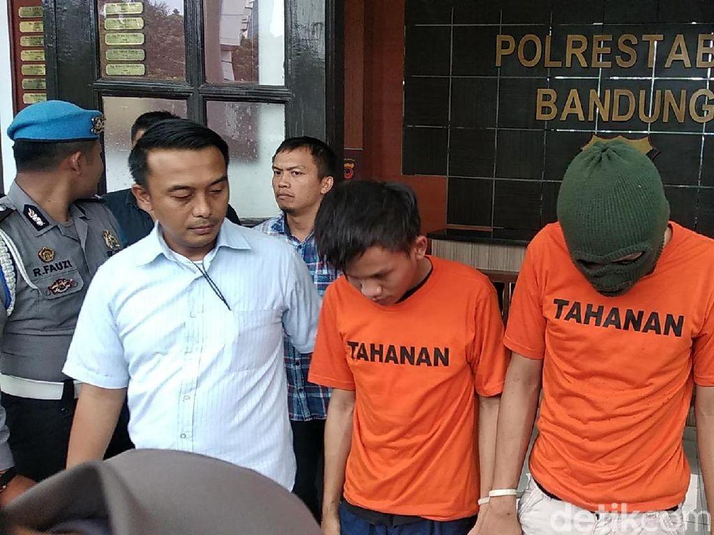 Akhir Kisah Pembacok Brutal di Bandung