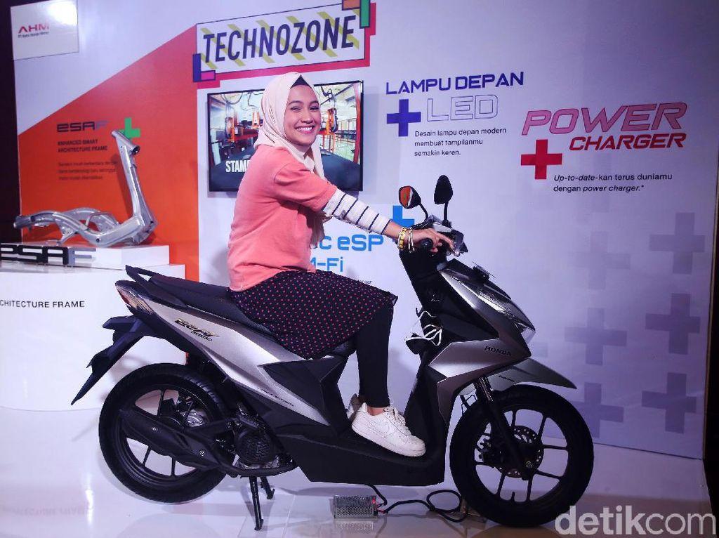 Honda: Bakal Ada Jutaan Motor BeAT di Pasaran Indonesia