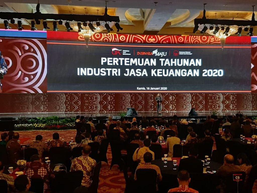 Jokowi: Perlu Ada Reformasi di Lembaga Keuangan Non Bank