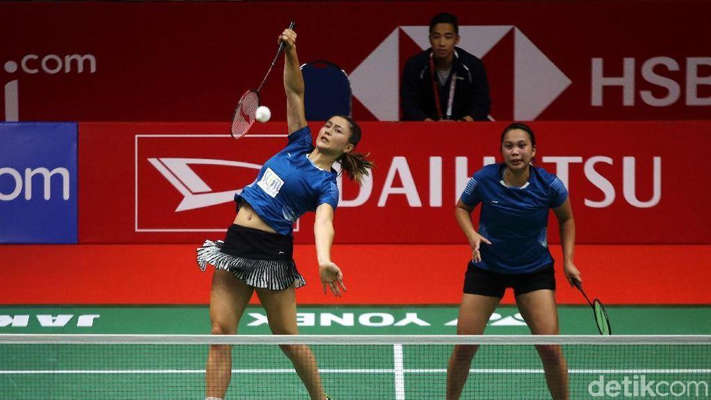 Setyana/Gronya Dikalahkan Juara Indonesia Masters 2019