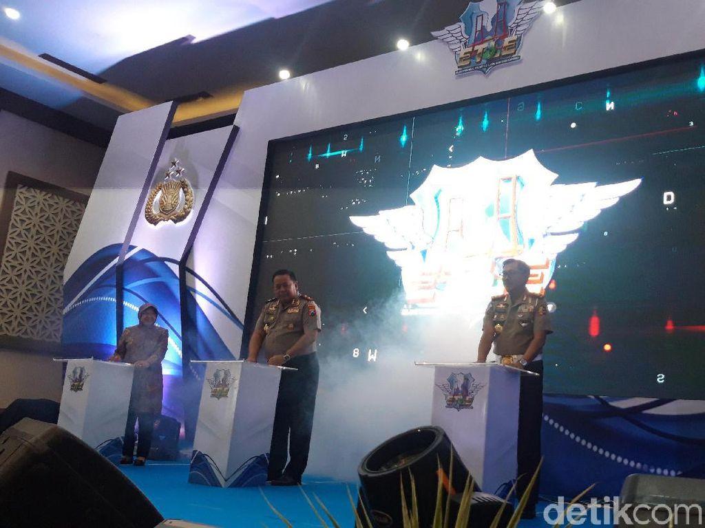 Kakorlantas Sebut Sistem e-Tilang di Surabaya Lebih Canggih